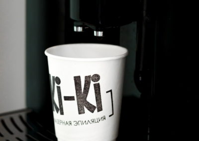 Бесплатное кофе для клиентов